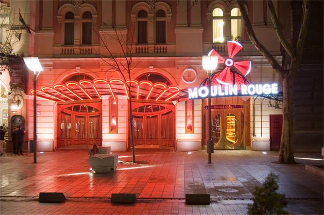 Párizs - Moulin Rouge hétvégi jegy   VÁROSKÁRTYÁK