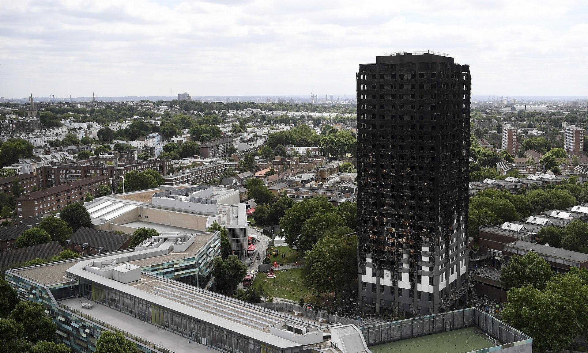 Londoni tűzvész - Rendőrség: nem biztos, hogy minden áldozatot sikerül azonosítani
