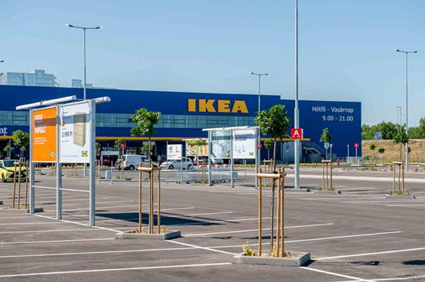 Nyit Magyarország legnagyobb IKEA áruháza