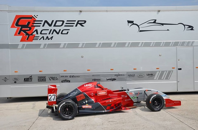A Gender Racing Team Szlovákiában is tovább fejlődne!