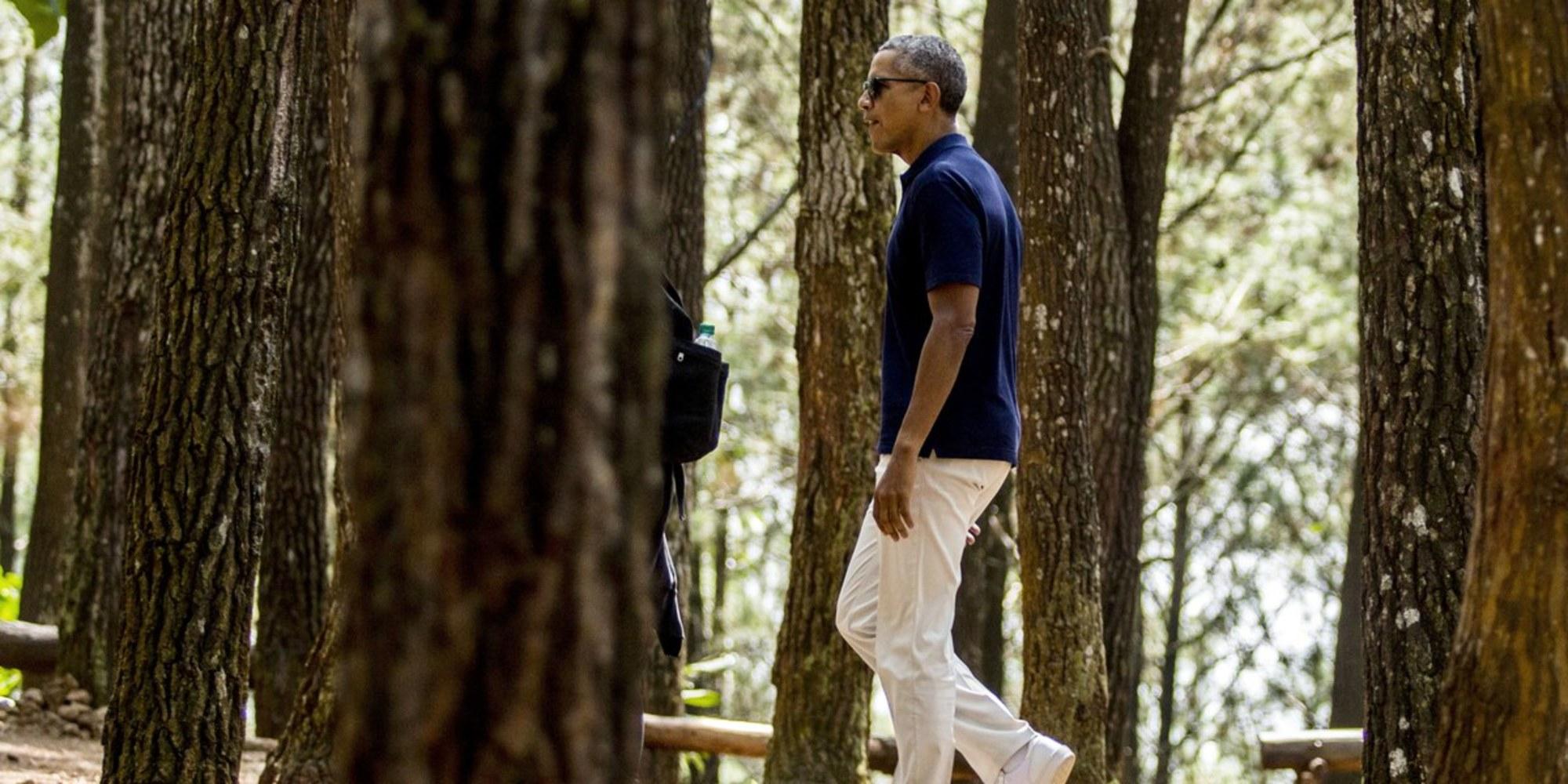 Barack Obama volt amerikai elnök politikai visszatérésre készül