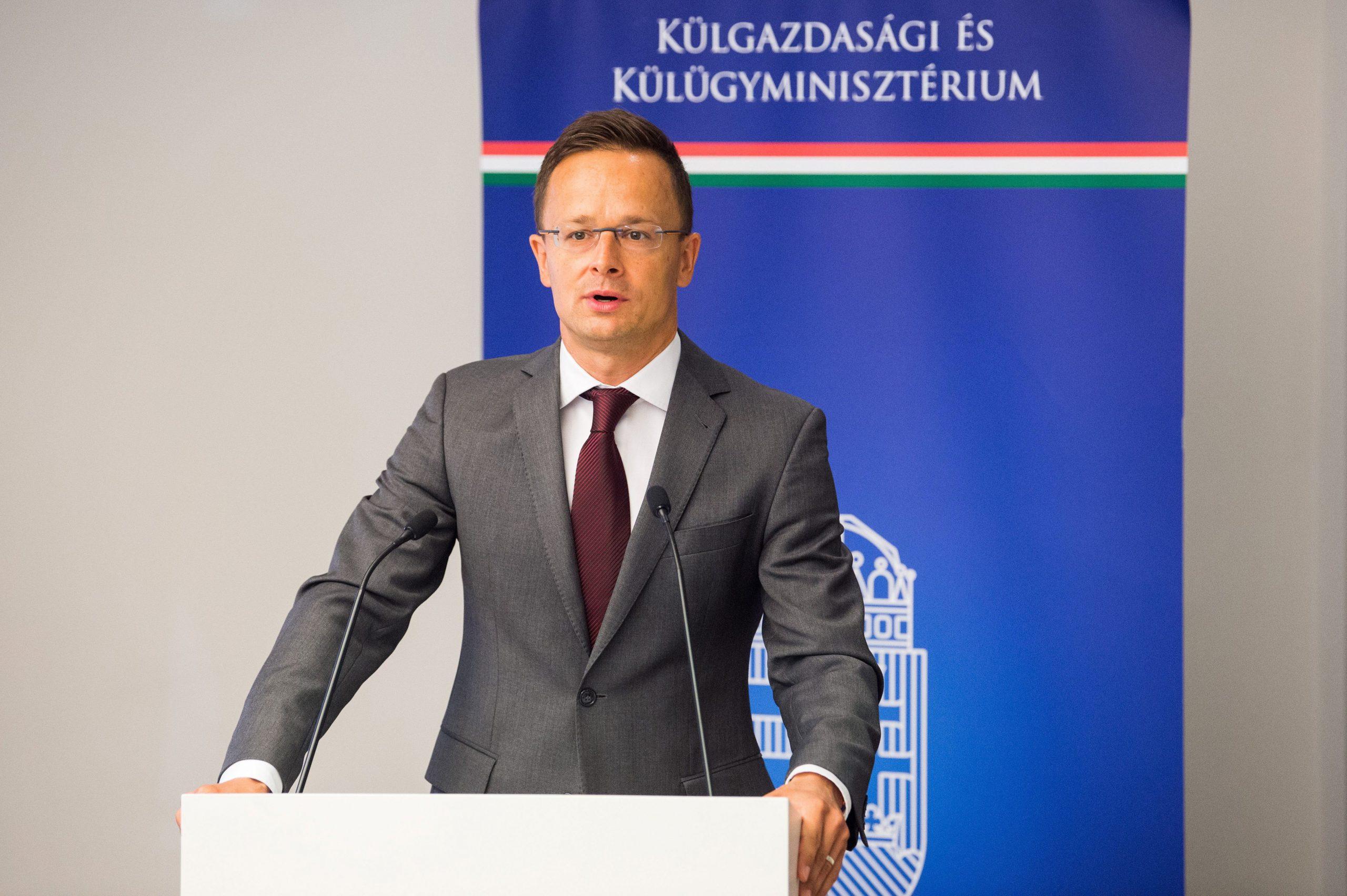 Szijjártó: nem akarják élezni a konfliktust Hollandiával, de Magyarországot senki sem rágalmazhatja következmények nélkül