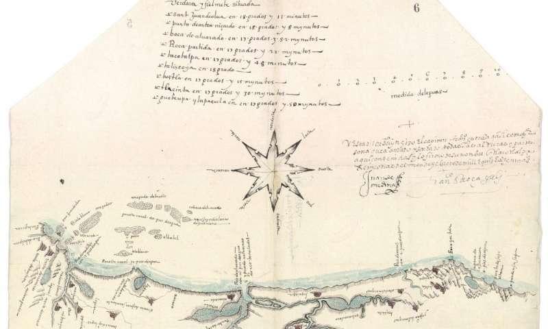 Az amerikai kontinens földrajzi felfedezésének és gyarmatosításának történetéhez szolgálhatnak adalékul egy sevillai térképész művei