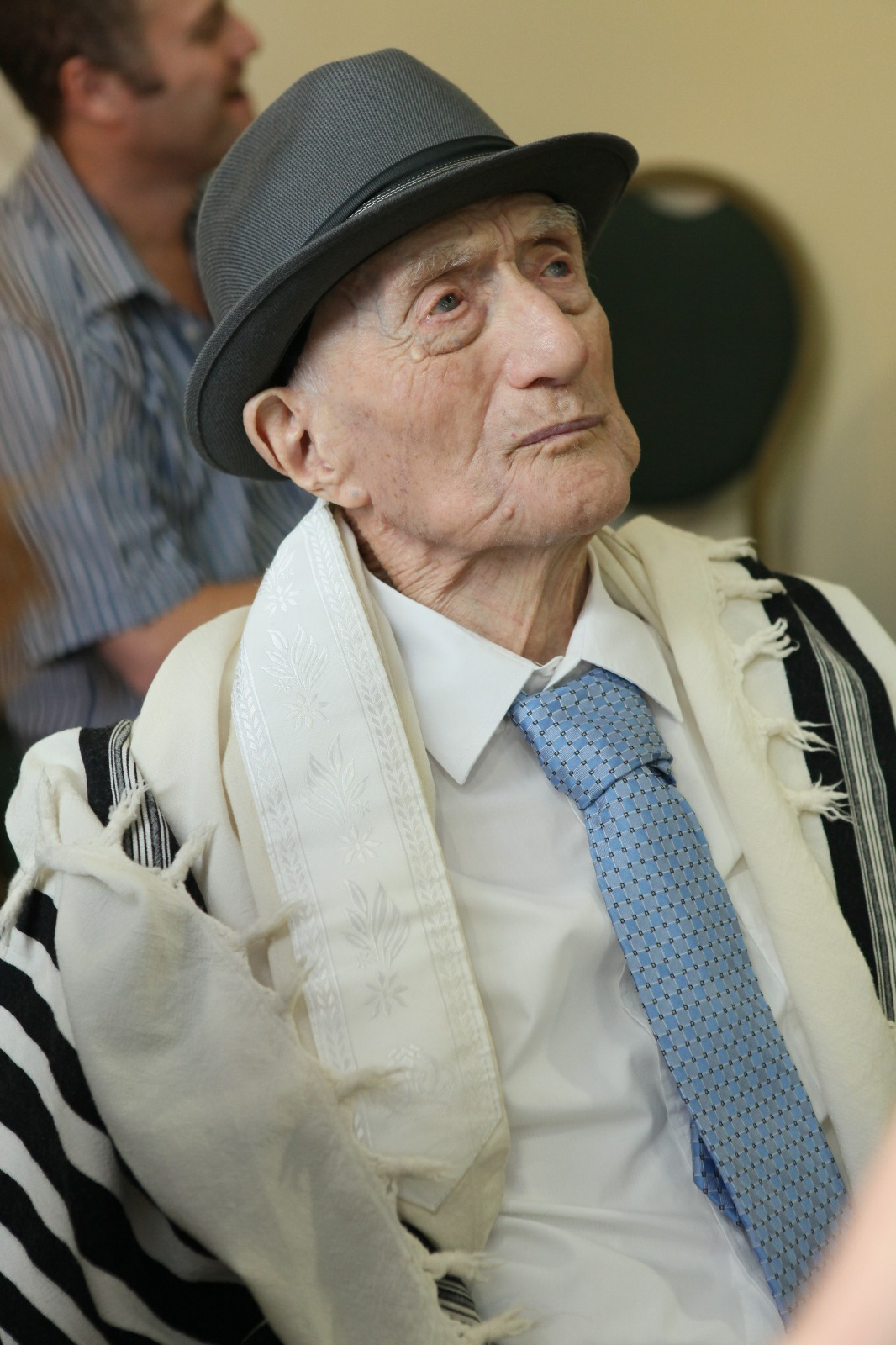 Meghalt a világ legöregebb férfija Izraelben