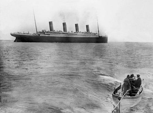 Titanic nyito