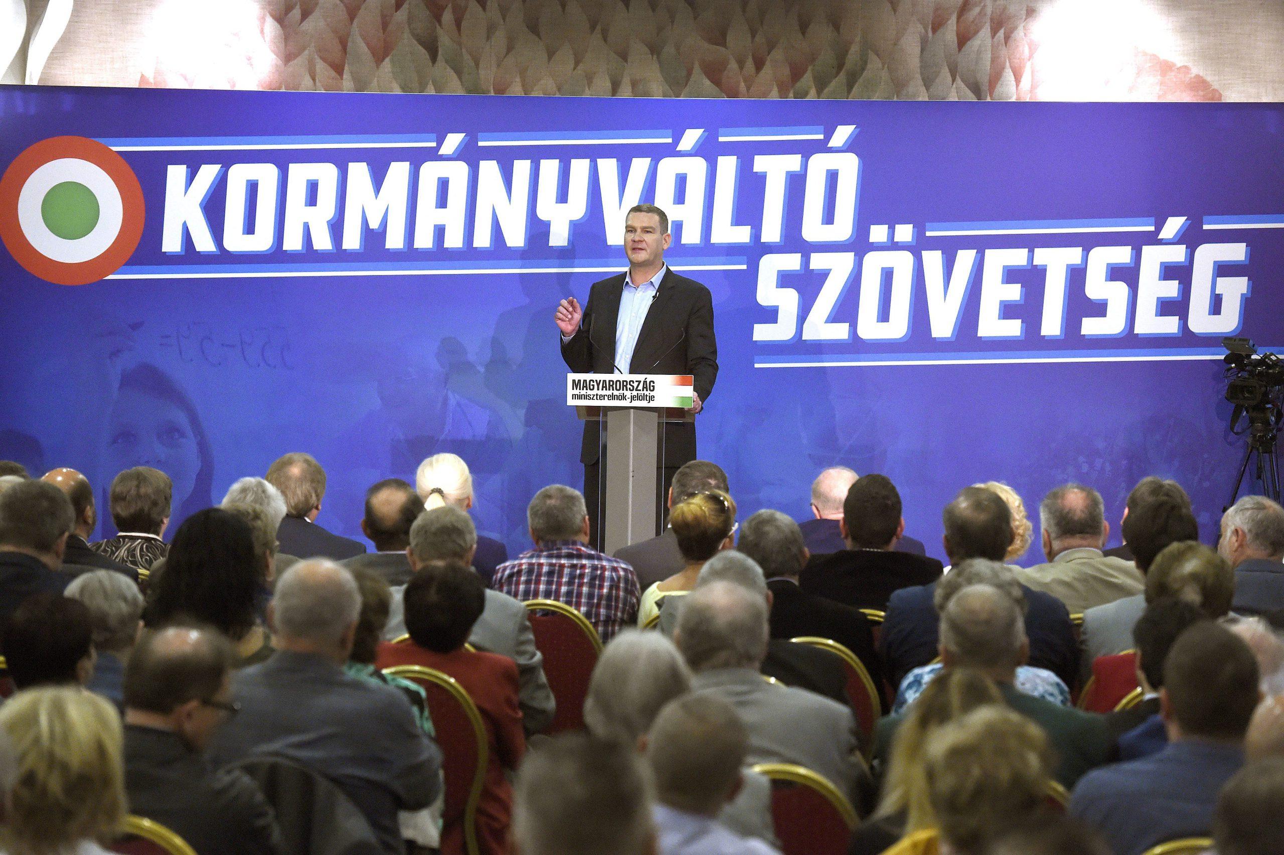 Botka: nem minden ellenzéki párt akarja leváltani a kormányt, hanem saját politikai túléléséért küzd