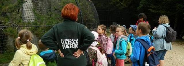 Erdők Hete a Budakeszi Vadasparkban