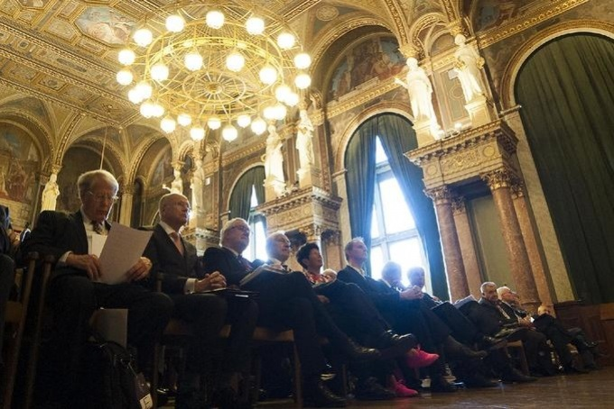 Tudósok nemzetközi konferenciája Budapesten