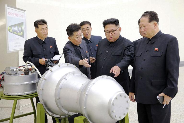 A NATO és az EU is elítélte Phenjan kísérleti atomrobbantását