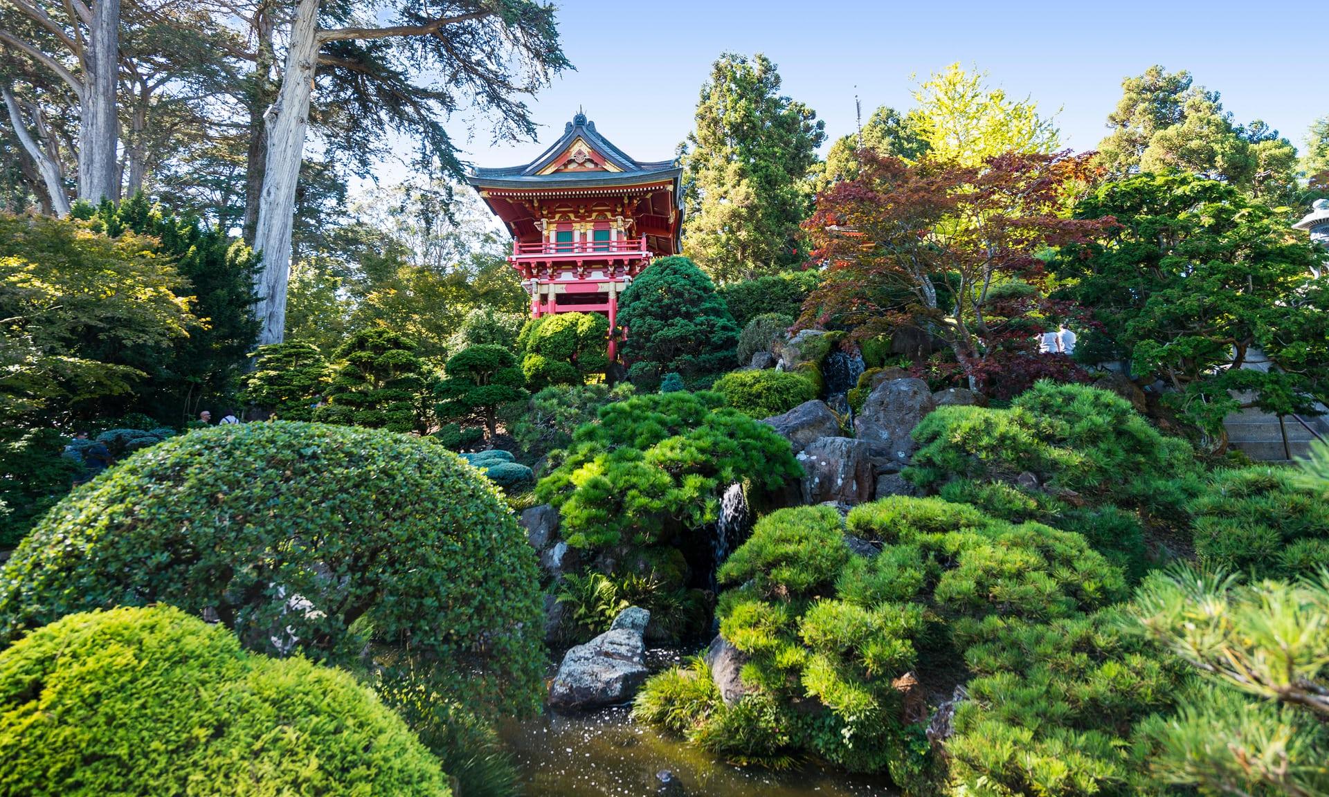 A világ japánkertjeinek felújítására kertészeti szakértőket küld Japán