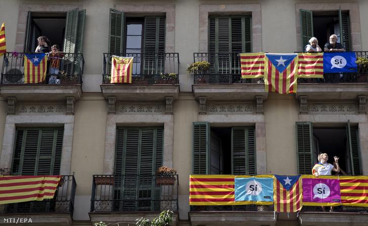 Katalónia vs. Európai Unió