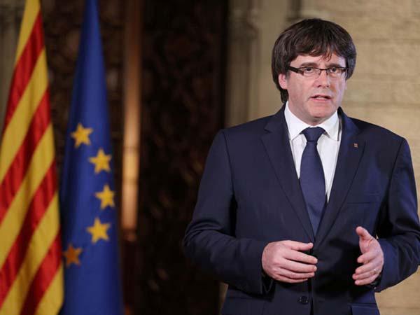 Nem biztos a katalán vezető kiadatása
