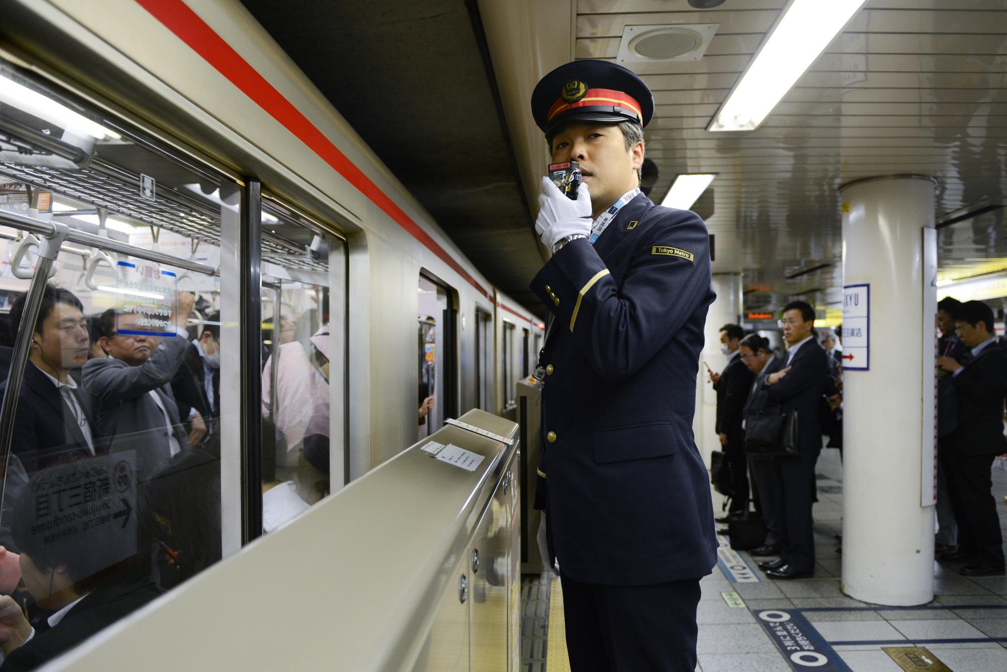 Húsz másodperccel indult hamarabb egy vonat Japánban