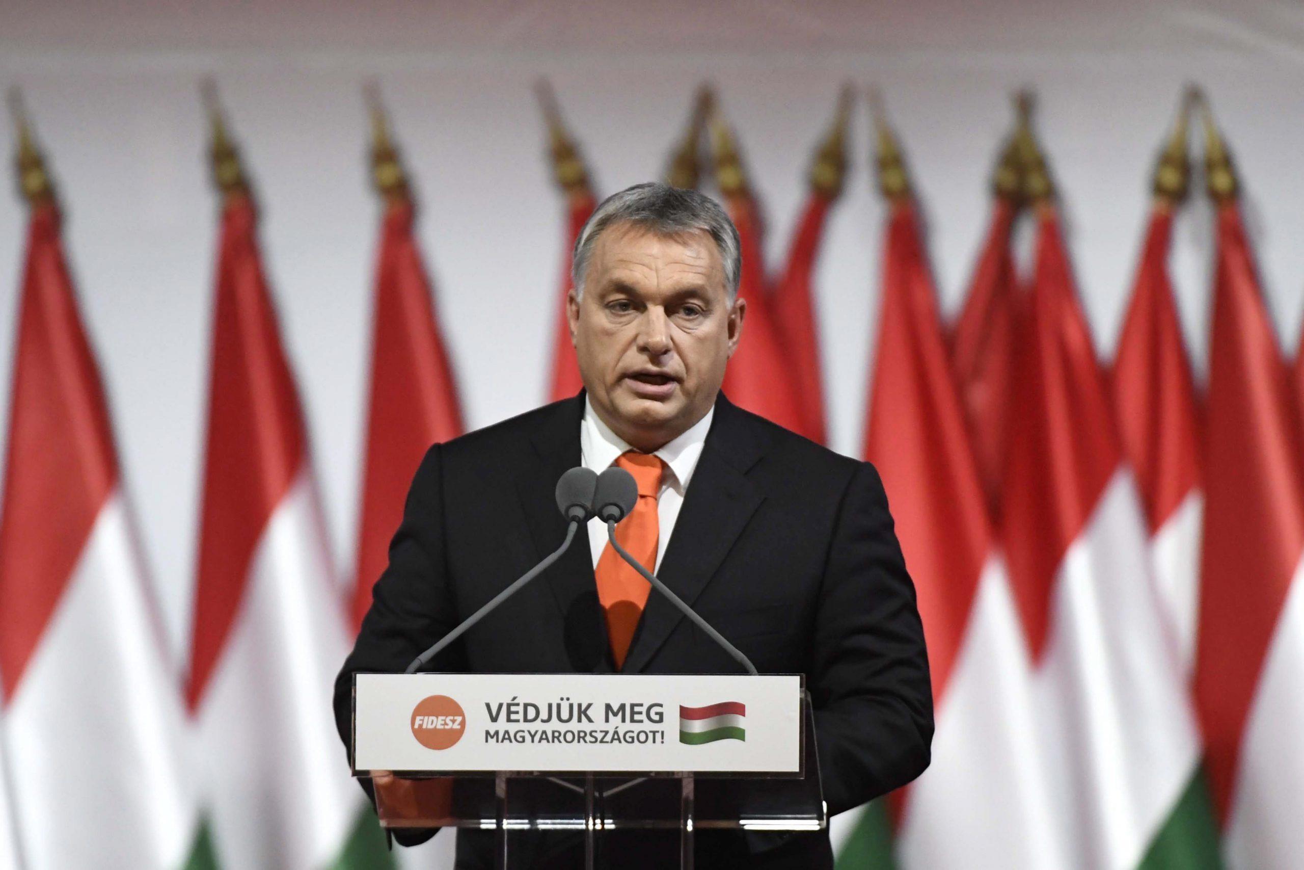 Orbán Viktor: védjük meg Magyarországot!