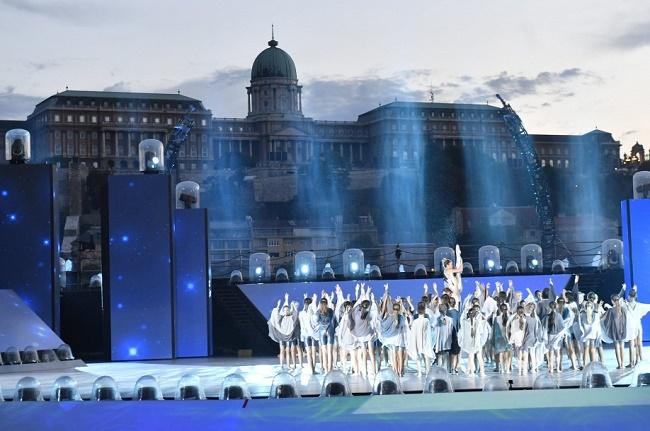 Rendezvény-Oscar a budapesti vizes VB nyitóünnepségének