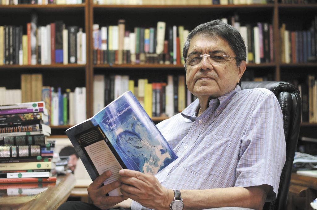 Sergio Ramírez nicaraguai író nyerte el az idei Cervantes-díjat