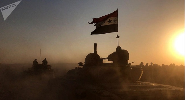 Orosz légierő Szíriában
