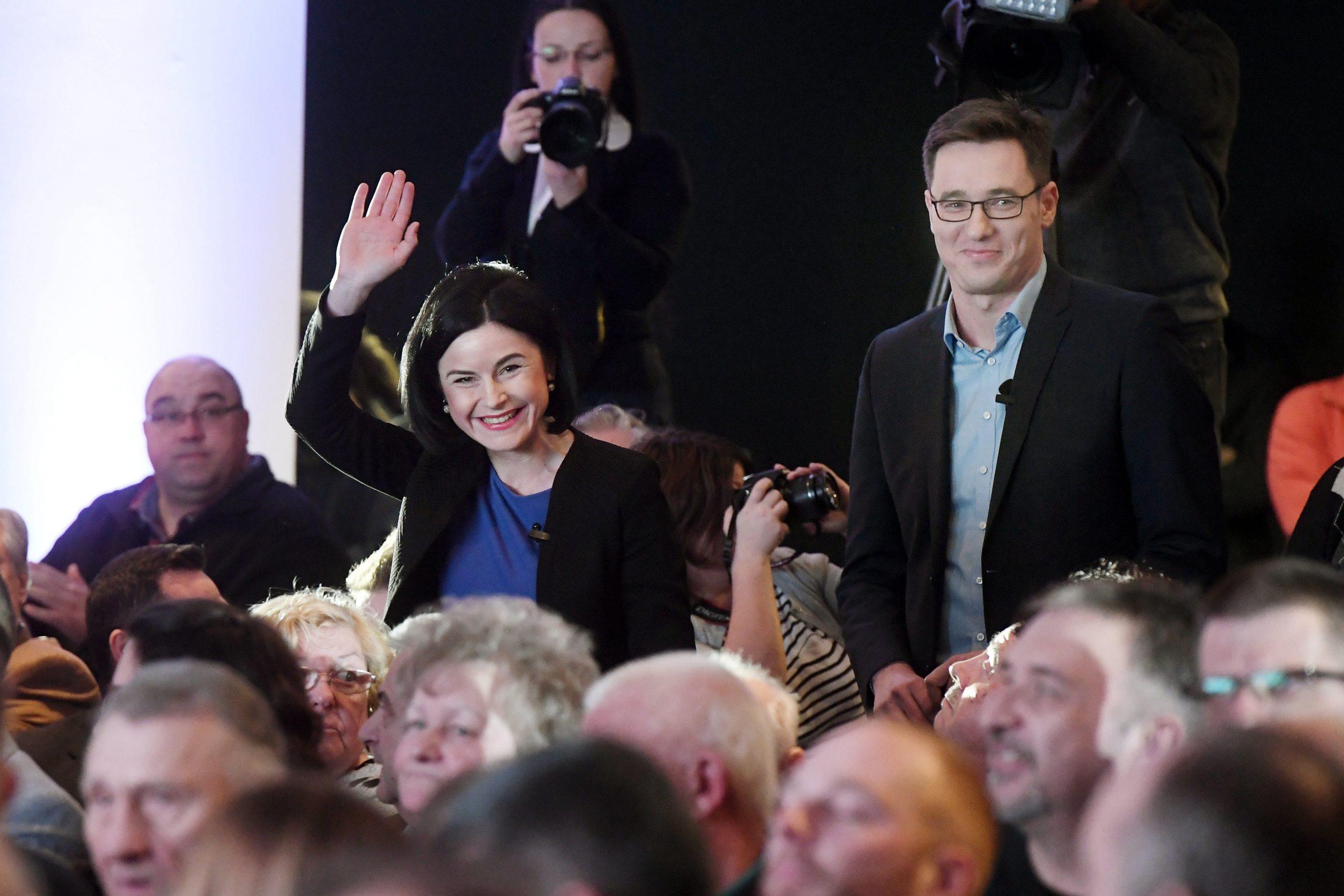 Karácsony: a többség nem lehet ellenzékben