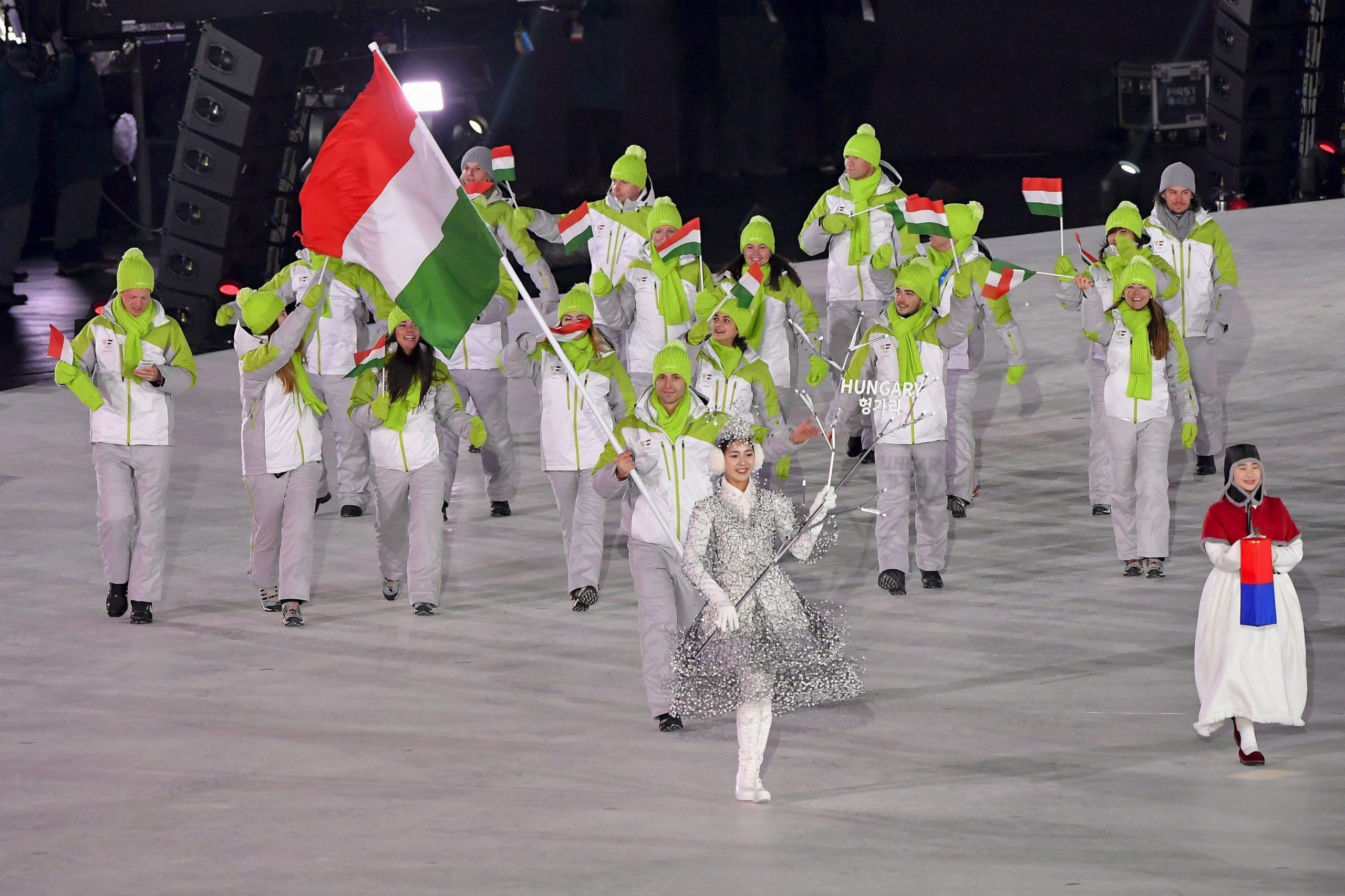 Megkezdődött a téli olimpia