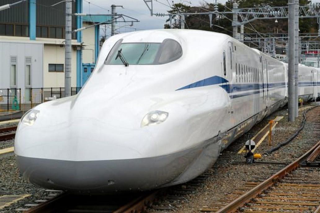 Továbbfejlesztették a japán szupervonatot a 2020-as tokiói olimpiára