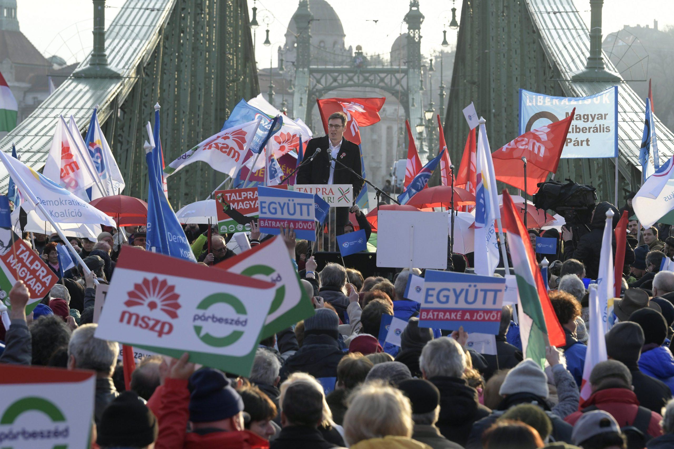 Gyurcsány és Karácsony kész együttműködni a Jobbikkal
