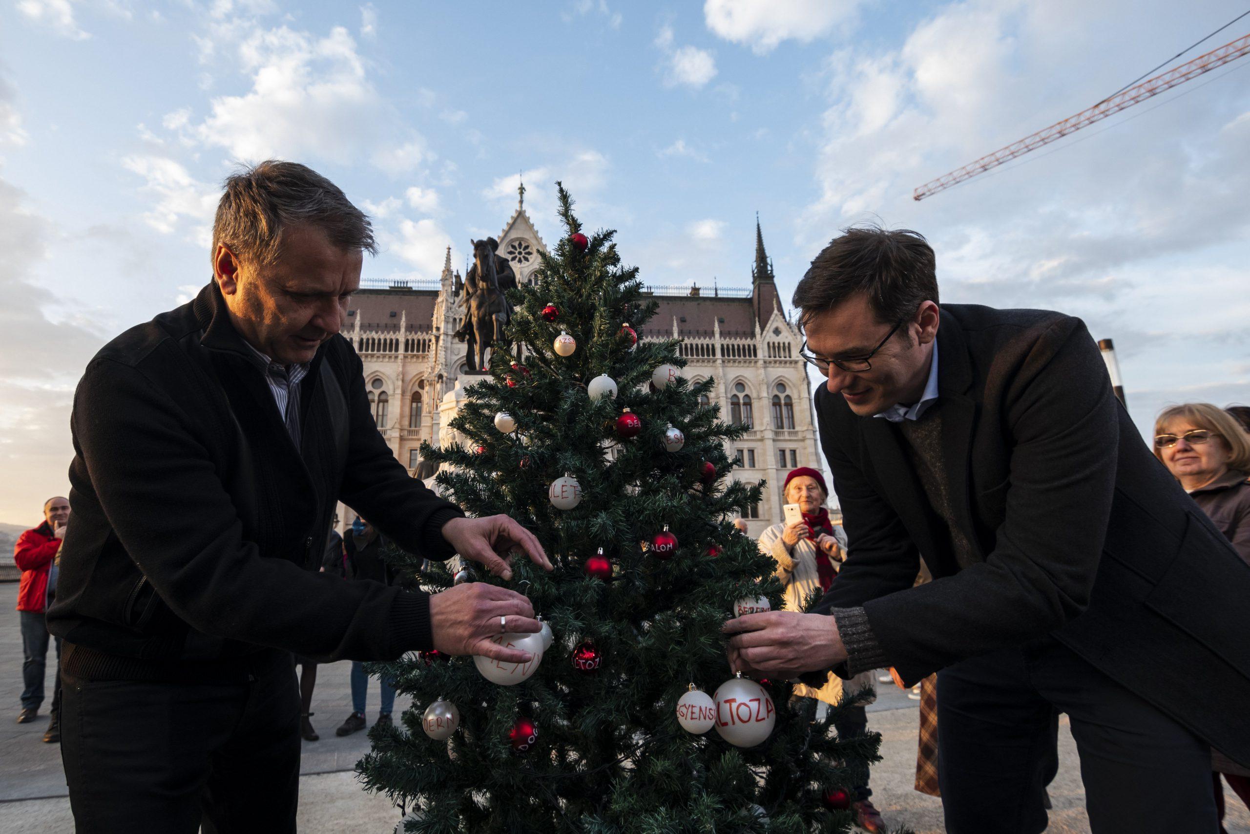 Karácsony Gergely száznapos programjának legsürgetőbb feladatait ismertette