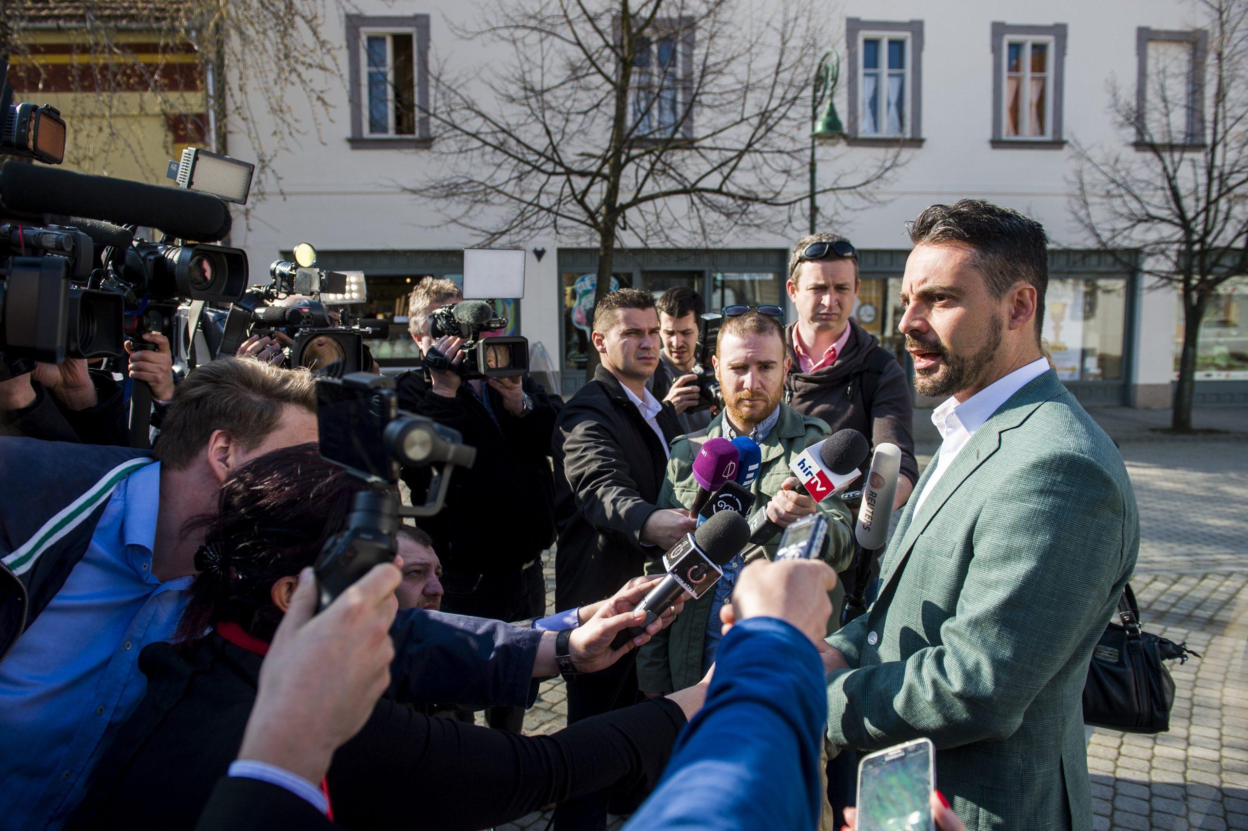 Vona Gábor: ez a nap nem négy évre határozza meg Magyarország jövőjét
