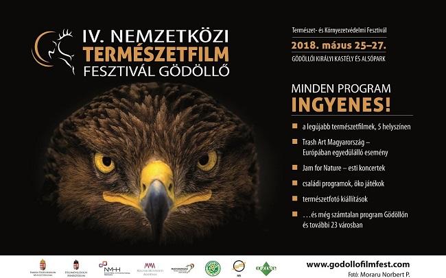 IV. Nemzetközi Természetfilm Fesztivál Gödöllőn