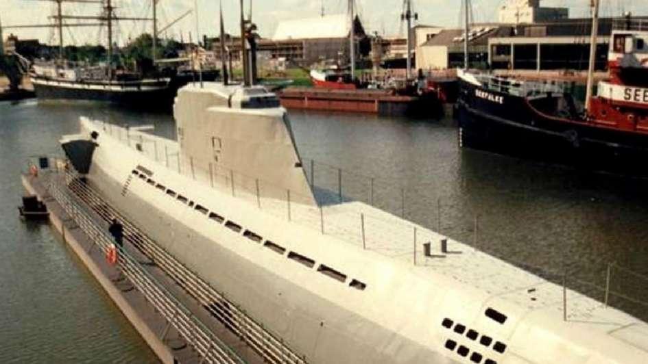 Ritka náci tengeralattjáró maradványaira bukkantak