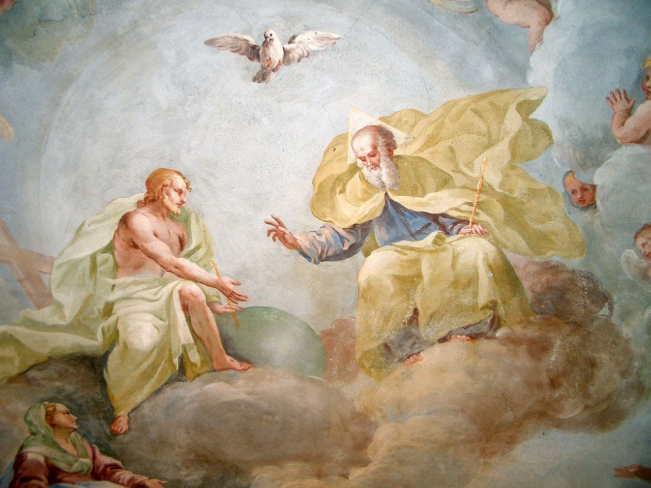 Szentháromság – Beszélgetés Tornyai Gábor atyával (14. rész)