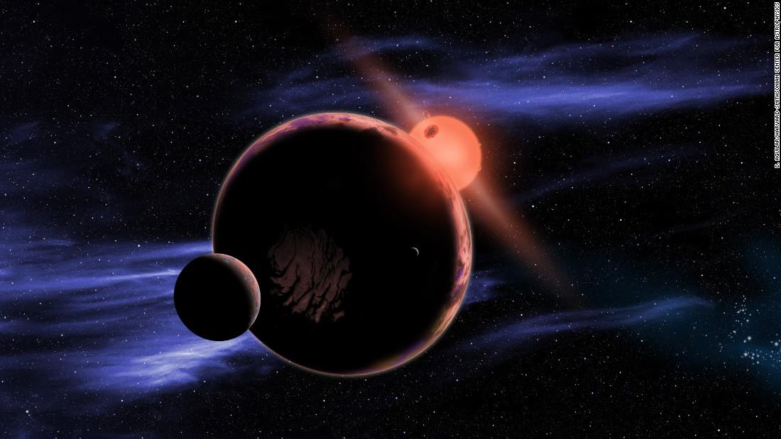 Kutatók több mint 100 bolygót azonosítottak, amelyek holdjain élet lehet