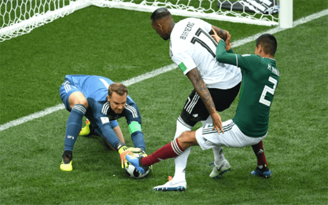 Címvédőhöz méltatlan volt a Nationalelf első mérkőzése a német sajtó szerint