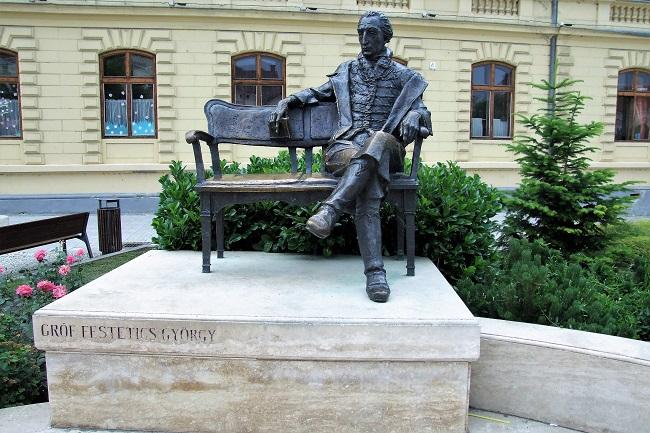 Festeticsek nyomában a Nyugat-Balatonnál