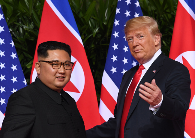 Trump-Kim csúcstalálkozó - Külföldi lapvisszhangok