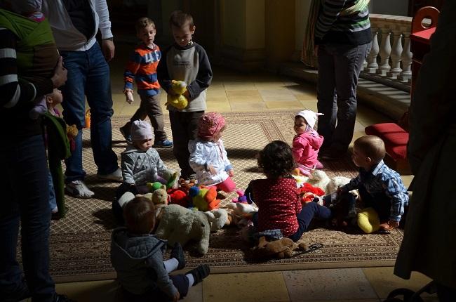 Kisgyerekkel a misén – Beszélgetés Tornyai Gábor atyával (22. rész)