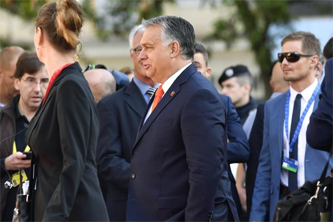 EU-csúcs - Orbán: semmi szükség arra, hogy a Frontex védje helyettünk a határt