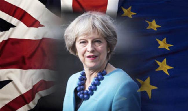 Brexit - Theresa May: London megállapodásra törekszik az EU-val, de nem bármilyen áron