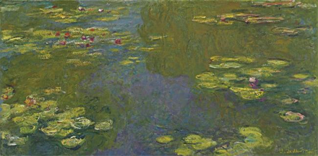 Monet tavirózsás képe volt a Christie's aukciójának fénypontja