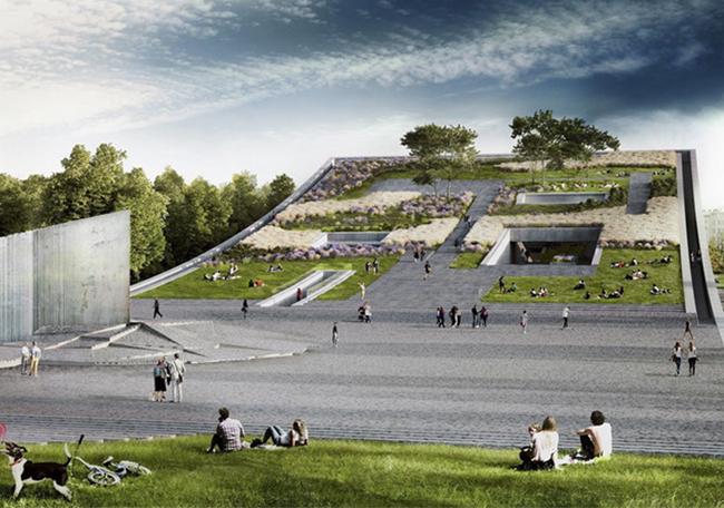 A világ legjobb középülete az új Néprajzi Múzeum