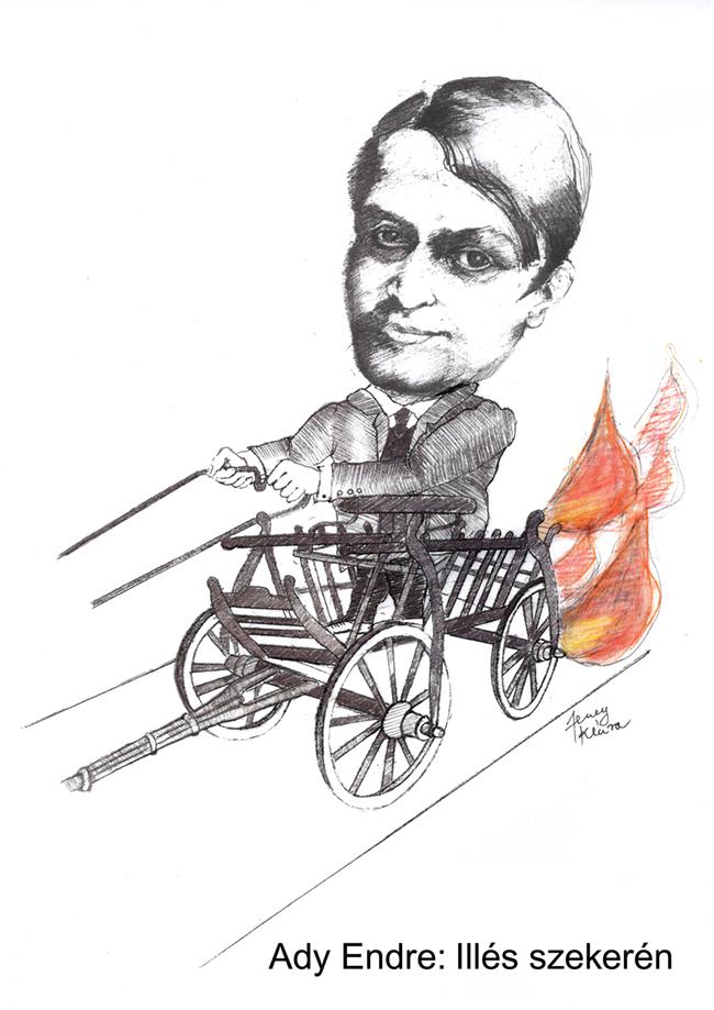 Ady Endre halálának 100. évfordulója