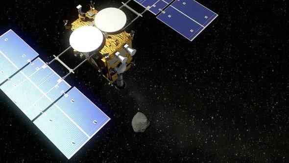 A földi élet eredetét kutatja egy japán űrszonda