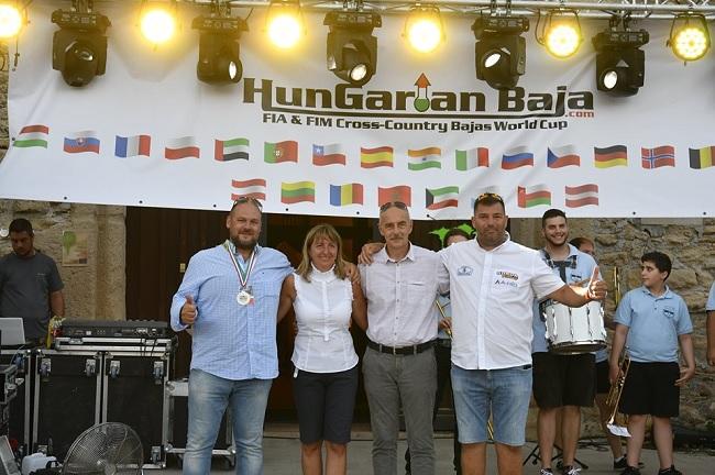 Nehéz magyar péntek az Italian Baja-n