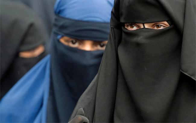 Burka-tilalom