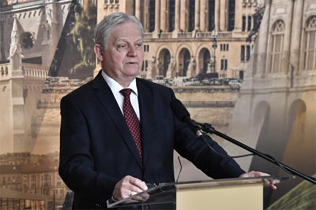 Tarlós: Budapest legyen erős, egységes város!