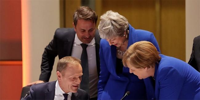 EU-csúcs - az EU kizárja a Brexit-megállapodás újratárgyalását