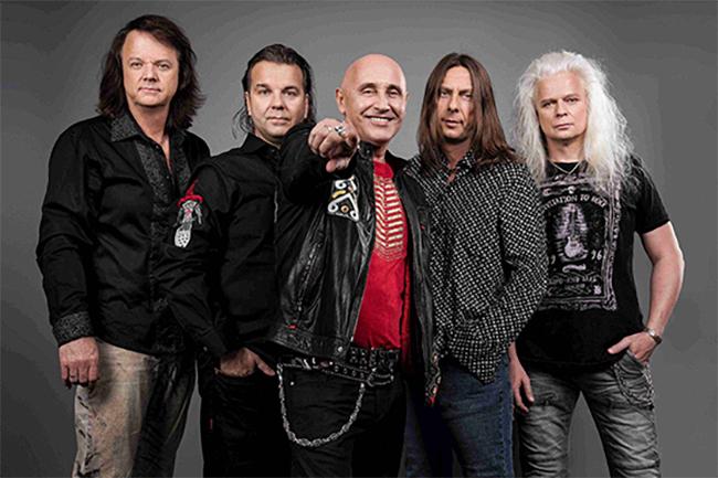 45 éve a rock zene szolgálatában