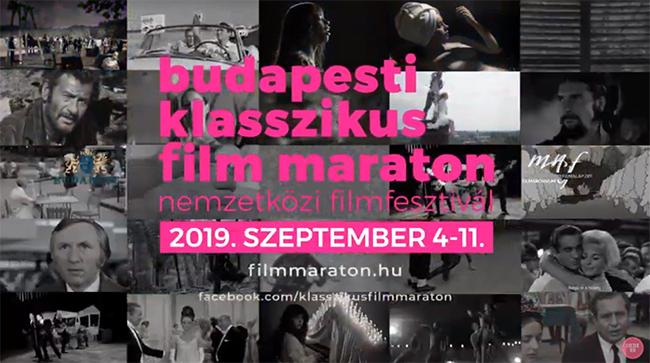 Sztárok és felújított művek a Budapesti Klasszikus Film Maratonon