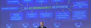 Az Európai Parlament a járvány elleni uniós stratégiáról tartott vitát