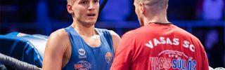 Fodor Milán bokszoló úgy készül, hogy egyetlen meccs választja el a tokiói kvótától
