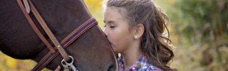 Pszichés problémákkal küzdő gyerekek vehetnek részt lovas táborban a héten
